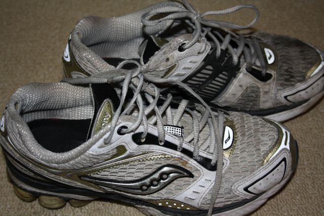 Donate Old Running Shoes Toronto