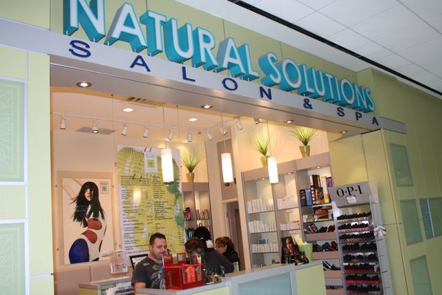 Natural Solutions Salon Spa Barrie On