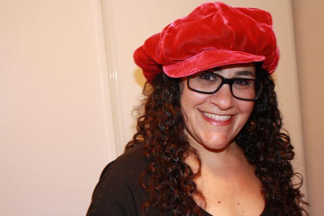 hats - cheryl