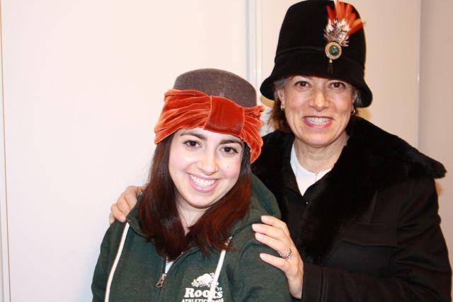hats - madeline