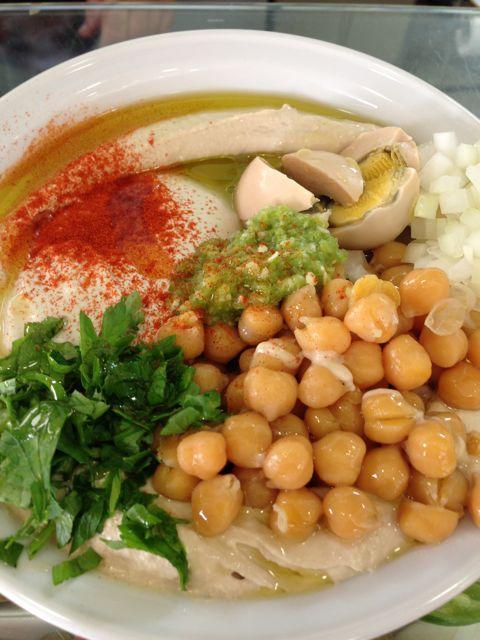 food - humus