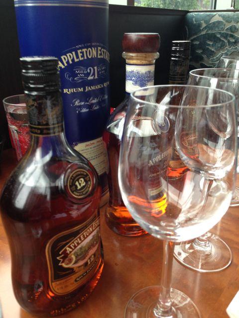 rum - appleton 21