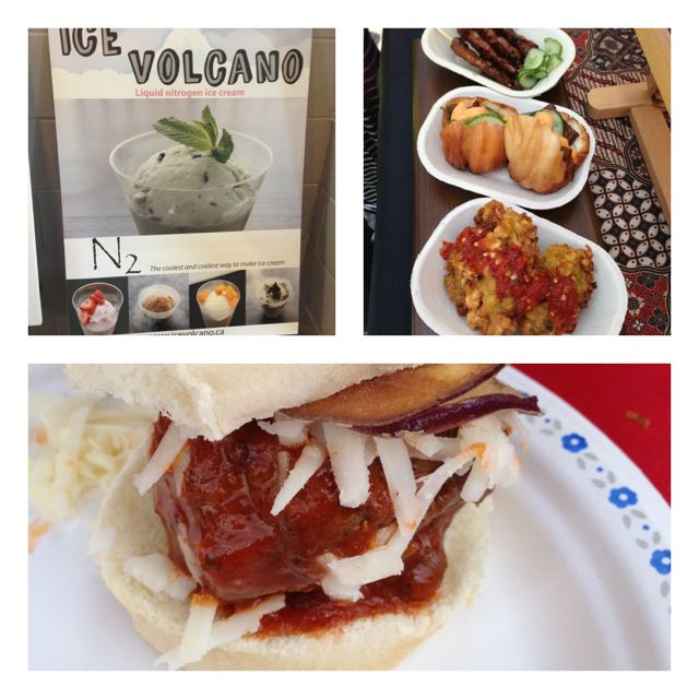 tofoodfest - collage