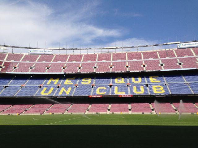 barcelona - stadium