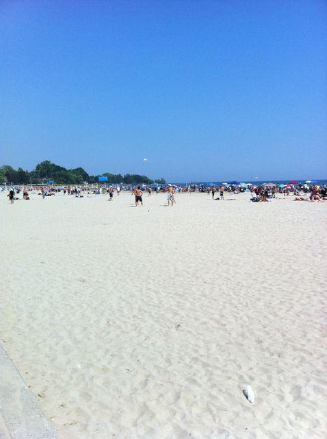 beach - cobourg