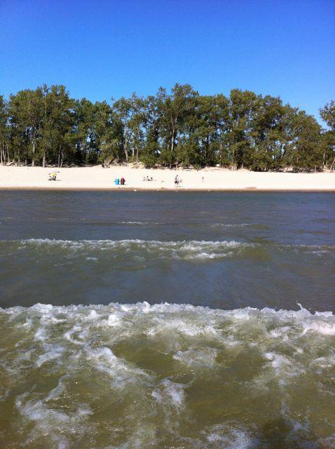 beach - sandbanks