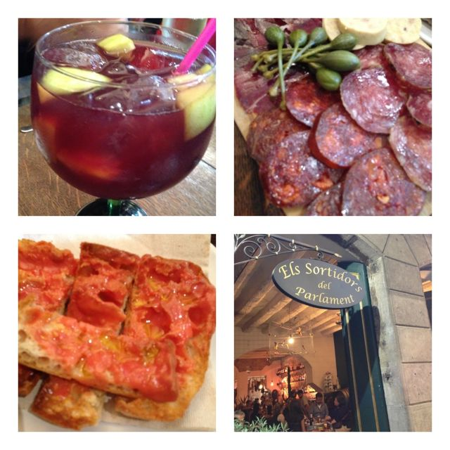 food tour - collage one