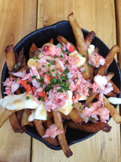 lobster - poutine