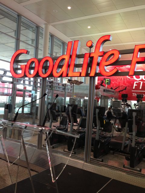 goodlife - entrance