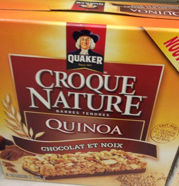 show - quinoa