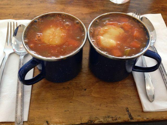smoked - soup