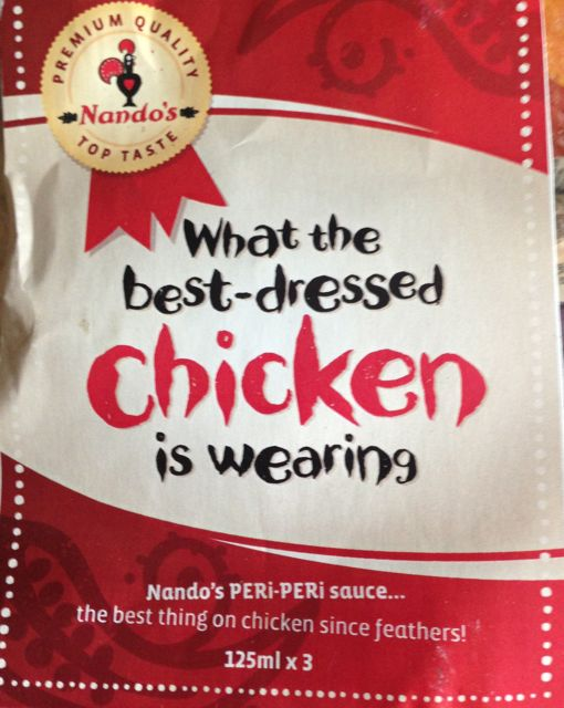 nandos - package