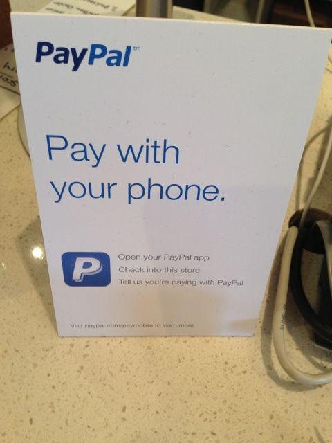 random - paypal