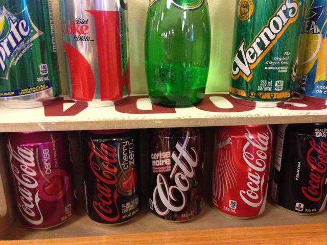 ben - drinks
