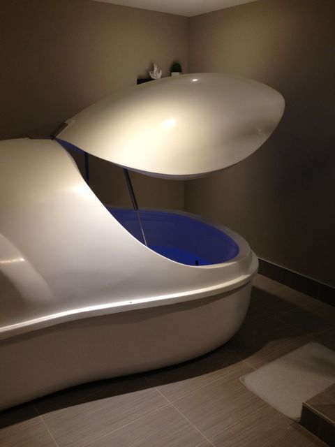 float - pod