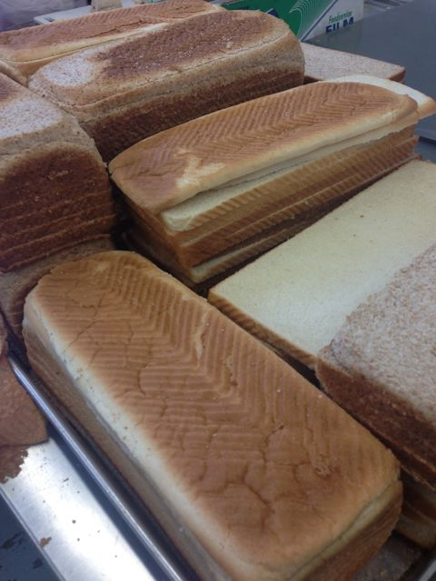 Perfectly Sliced Bread!!
