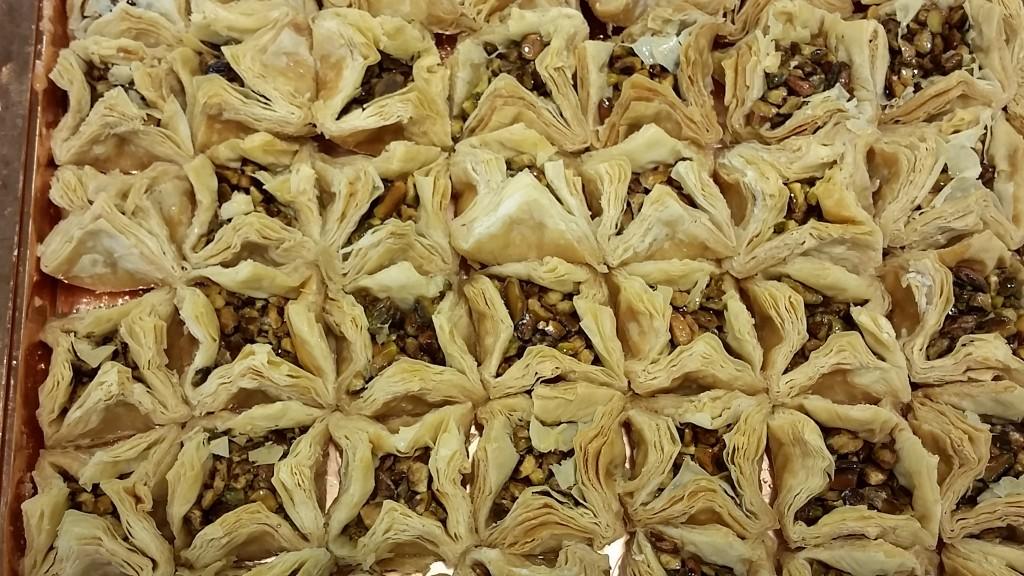 adonis - baklava
