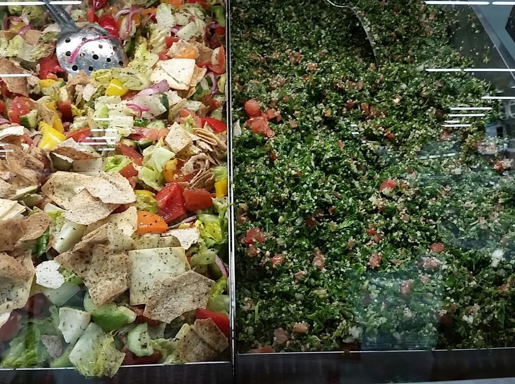 adonis - salads