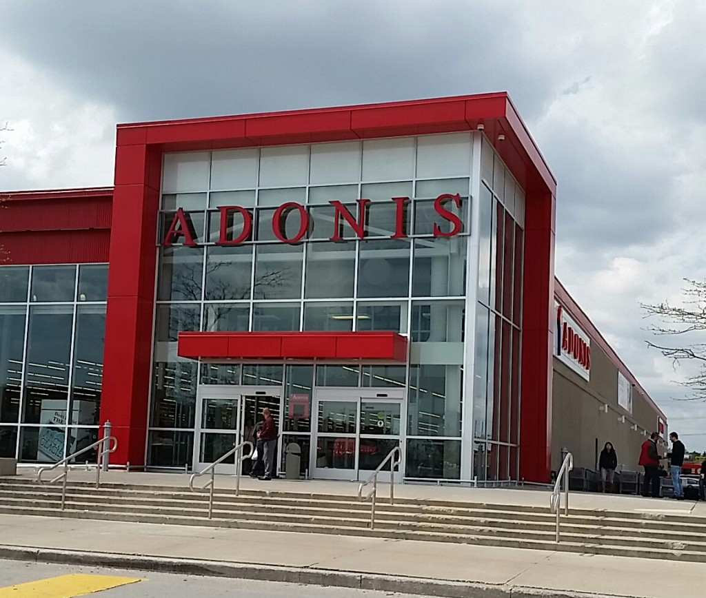 adonis - store