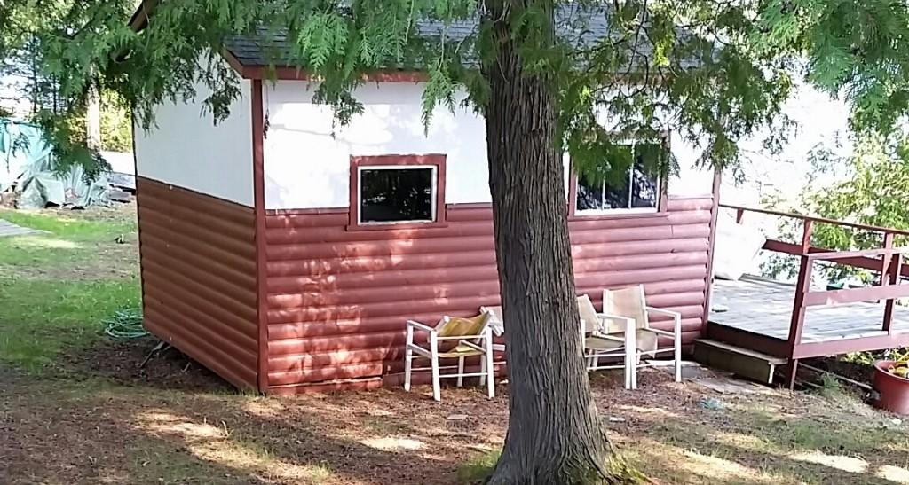 life - sauna