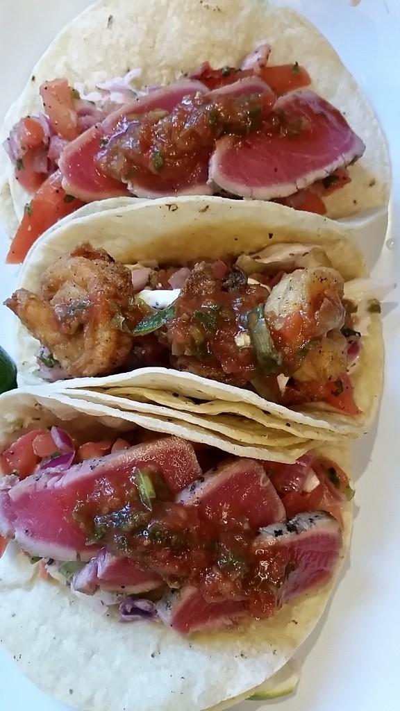 market - tacos