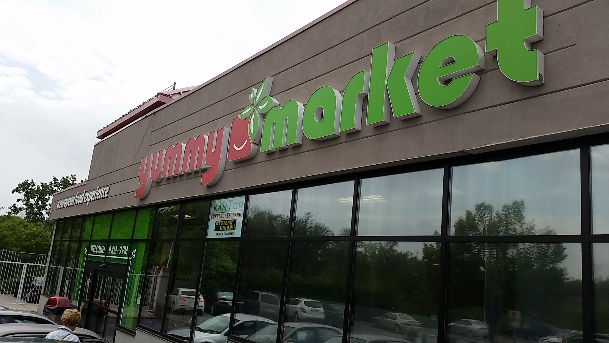 Yummy storefront