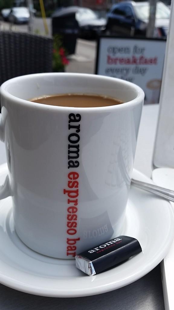 aroma - coffee