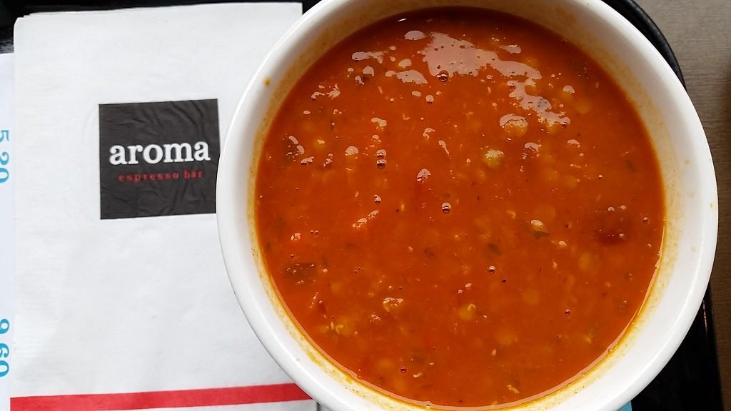 aroma - soup