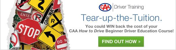 caa - tear up