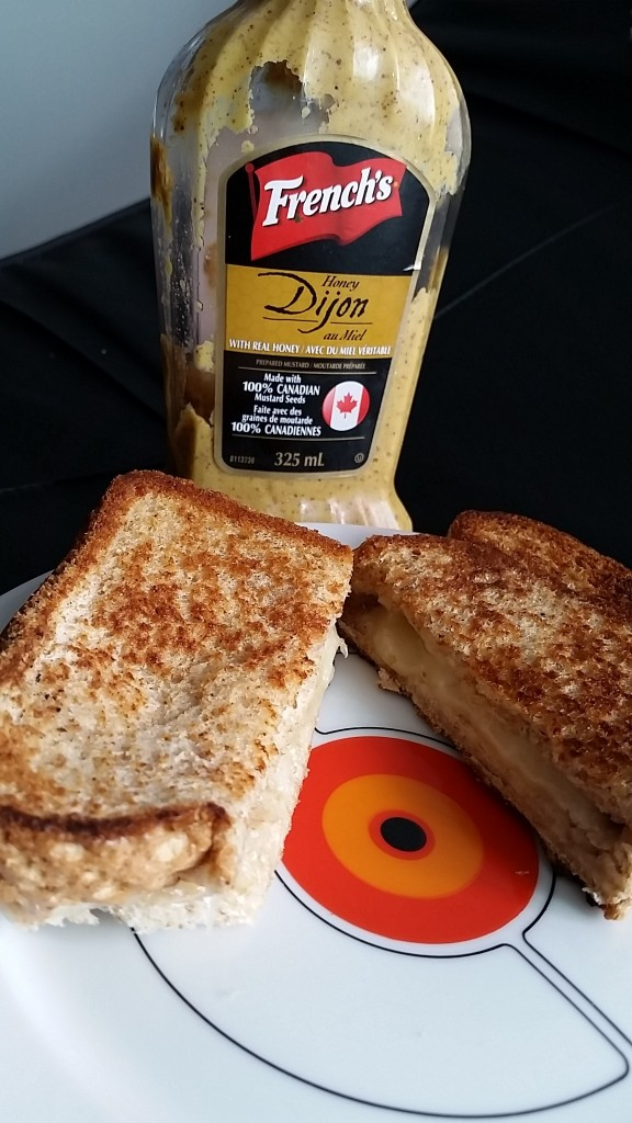 comfort - grilled cheese
