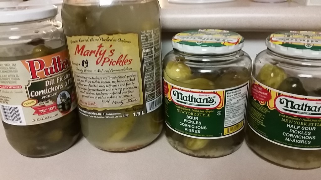 party - pickles