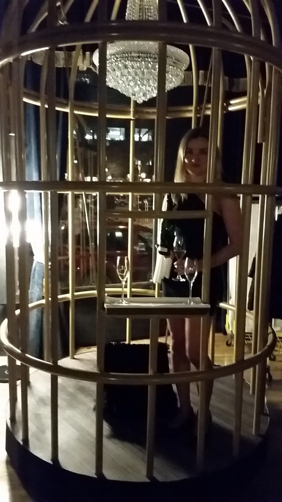 restaurants - cage