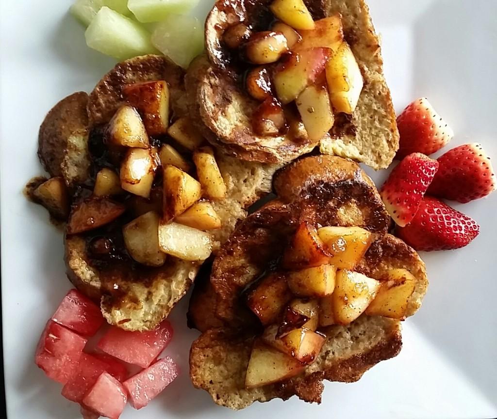 french toast - rebecca