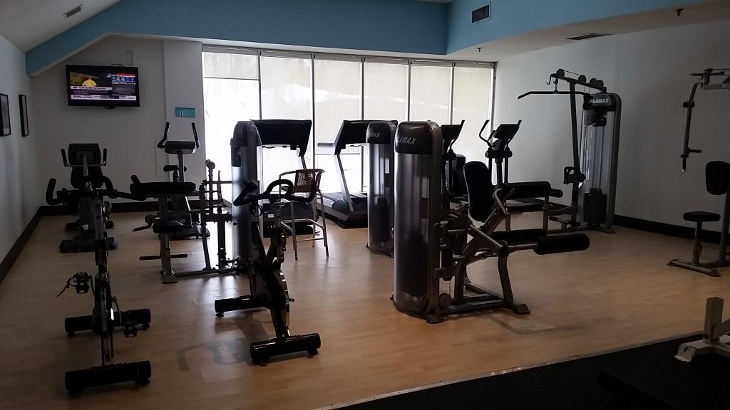 dvphotel - gym