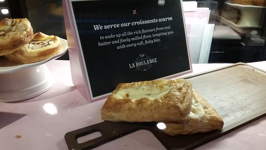 boulange - croissants