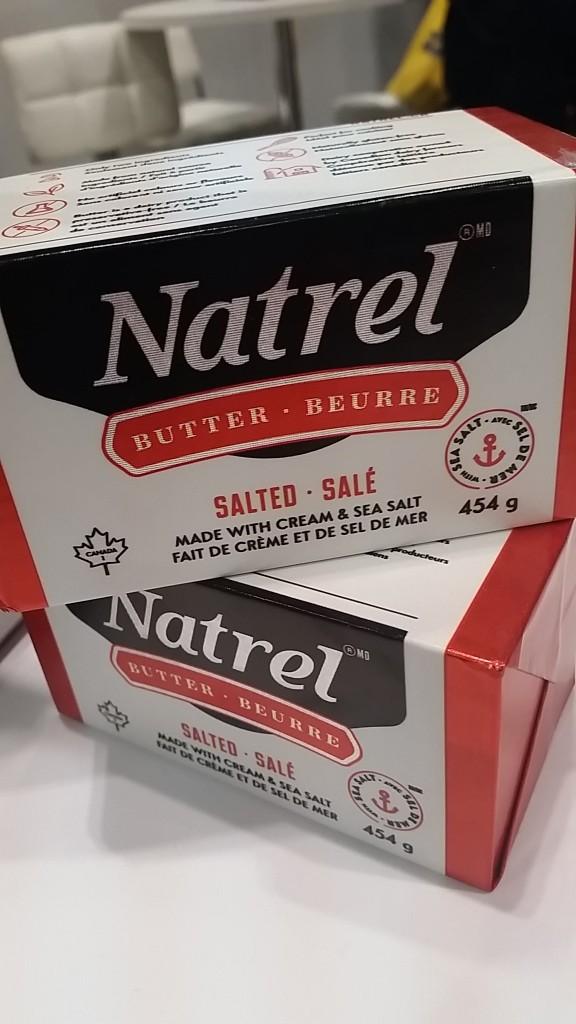 show - butter