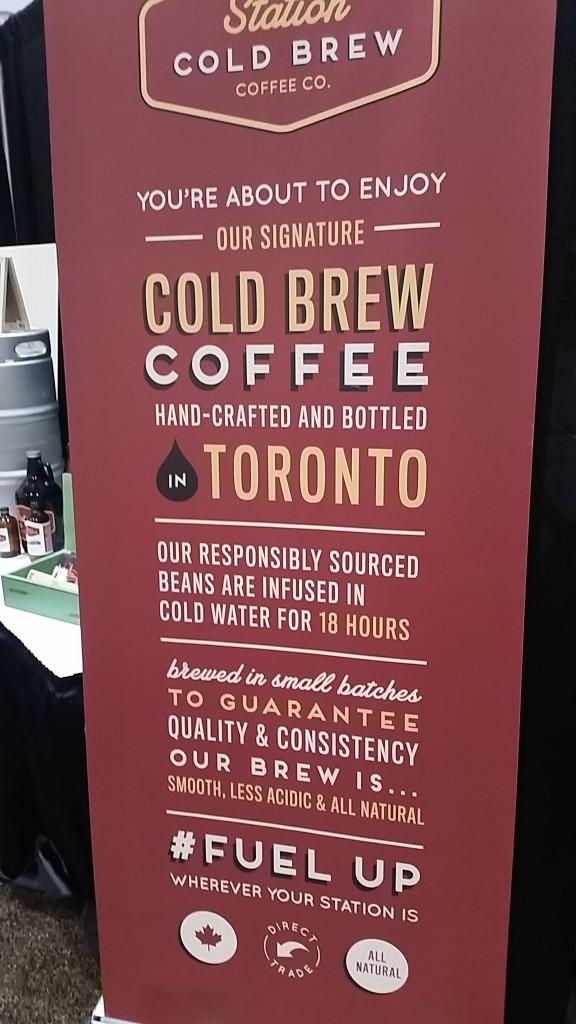 show - cold brew