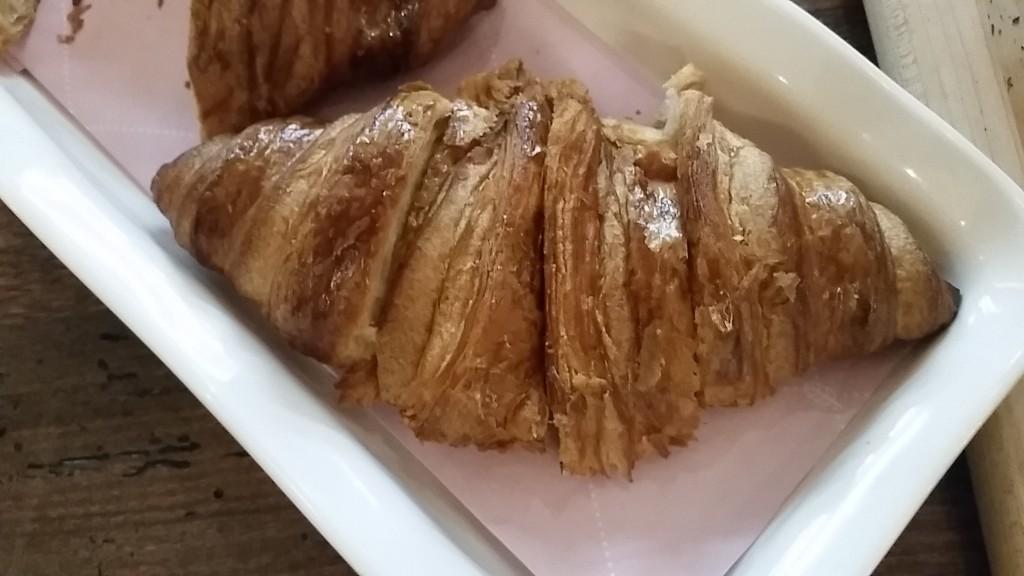 starbucks - croissant