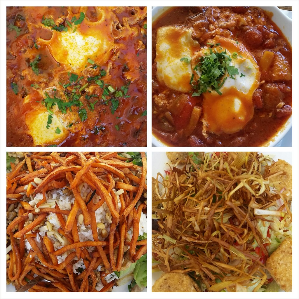 israel - food