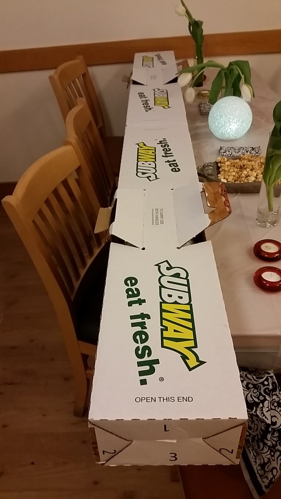 subway - box