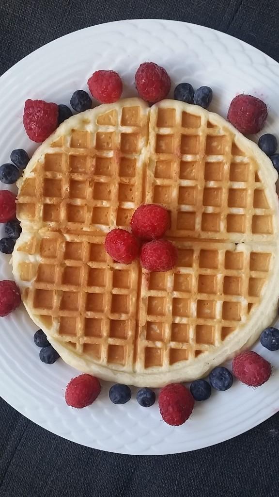 waffle - final