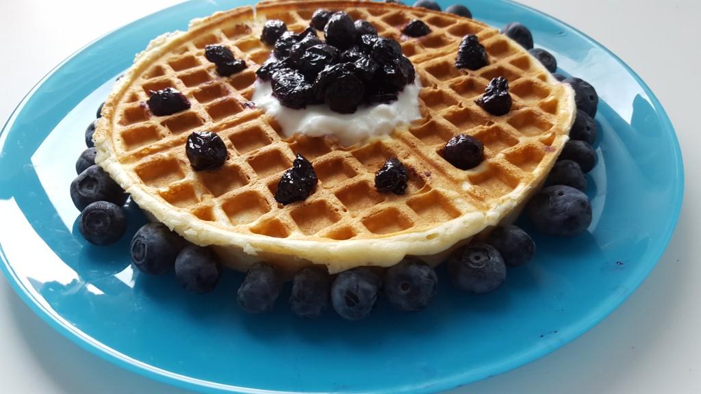 rolling - waffles