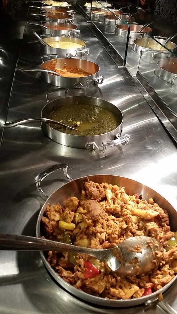 tandoori - buffet