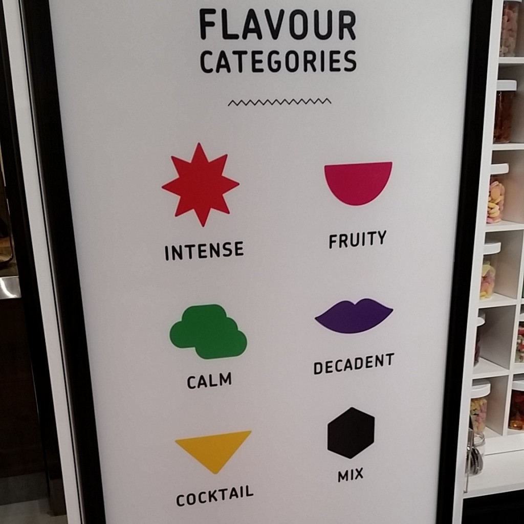 new - squish (flavour)