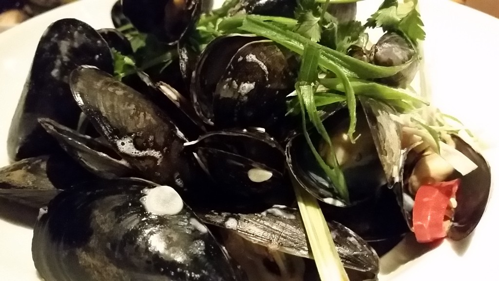pearl - mussels