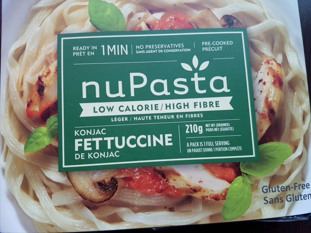 nupasta - packaging