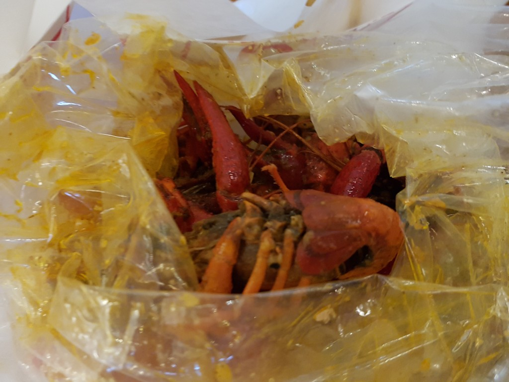 boil - crawfish