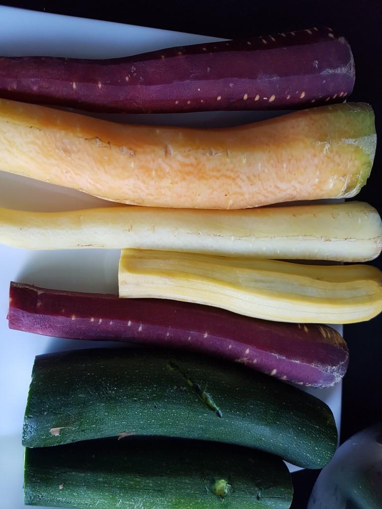 tart - veggies