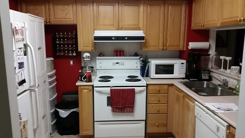 kitchen - old