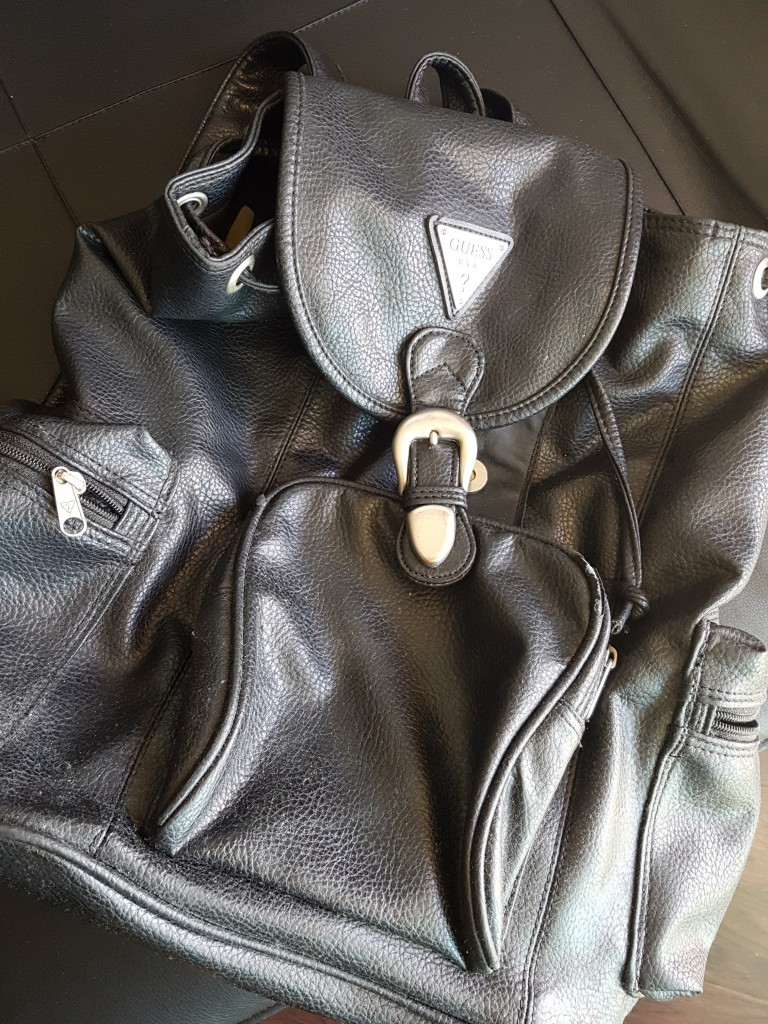 knapsack - black